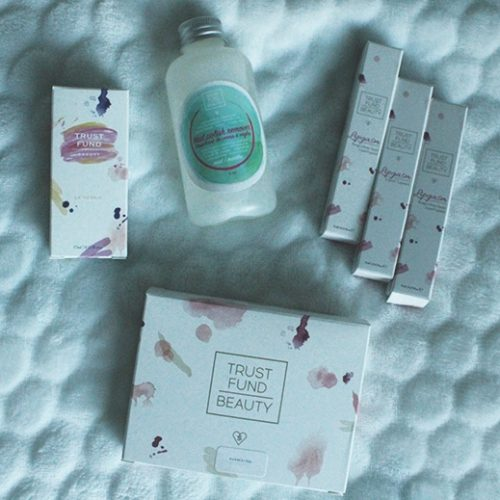Trust Fund Beauty Haul + Review