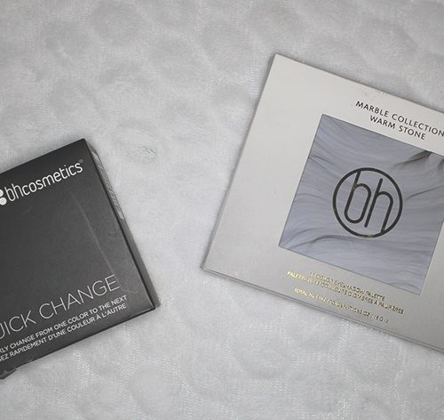 bhcosmetics Haul + Swatches (Warm Stone Marble Collection)