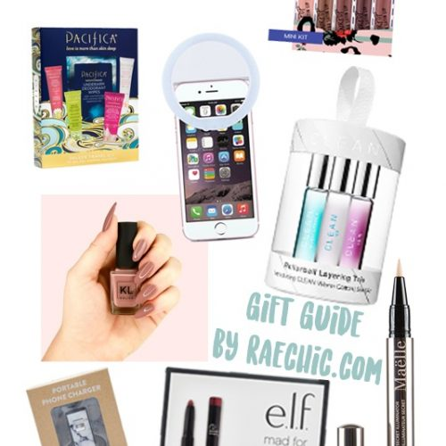 Christmas Gift Guide (Cruelty Free!)