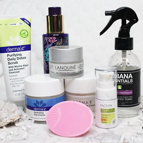 My Winter Skincare Routine