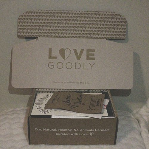 Love Goodly April/May 2017 Unboxing