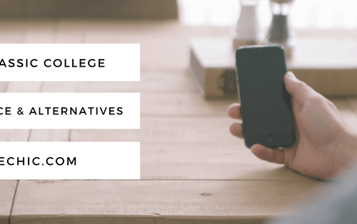 The Classic College Experience & Alternatives