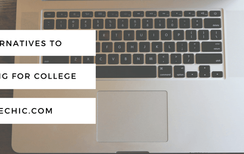 Alternatives To Applying For College