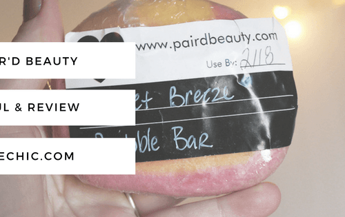 Pair'd Beauty Review *