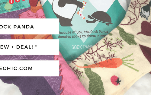 A Sock Panda Review + Deal! *