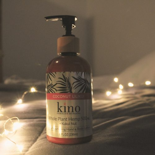 Kino Coconut Lilikoi Body Lotion Review *
